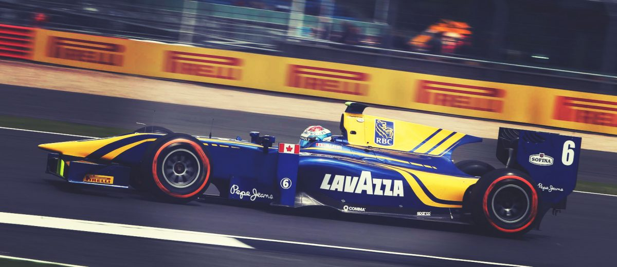 Nicholas is ready for his GP2 racing return at Spa Francorchamps