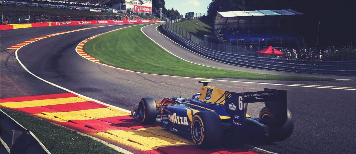 Nicholas bounces back with GP2 performances at Spa-Francorchamps