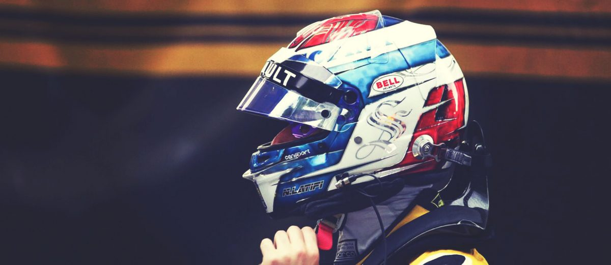 Nicholas Latifi is determined to get back on the GP2 points trail in Austria