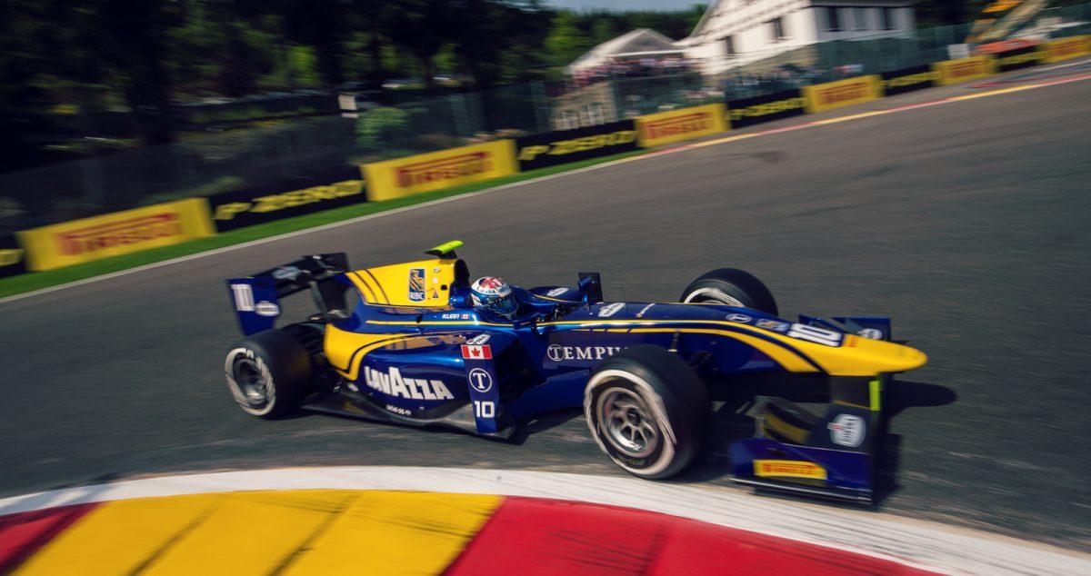 VIDEO: Nicholas previews F2 round nine at Monza