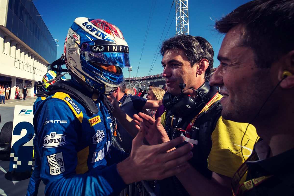 Nicholas picks out his 2017 Formula 2 photographic highlights