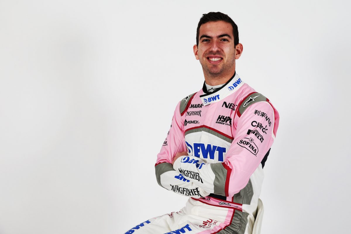 Nicholas to make test debut with Sahara Force India F1