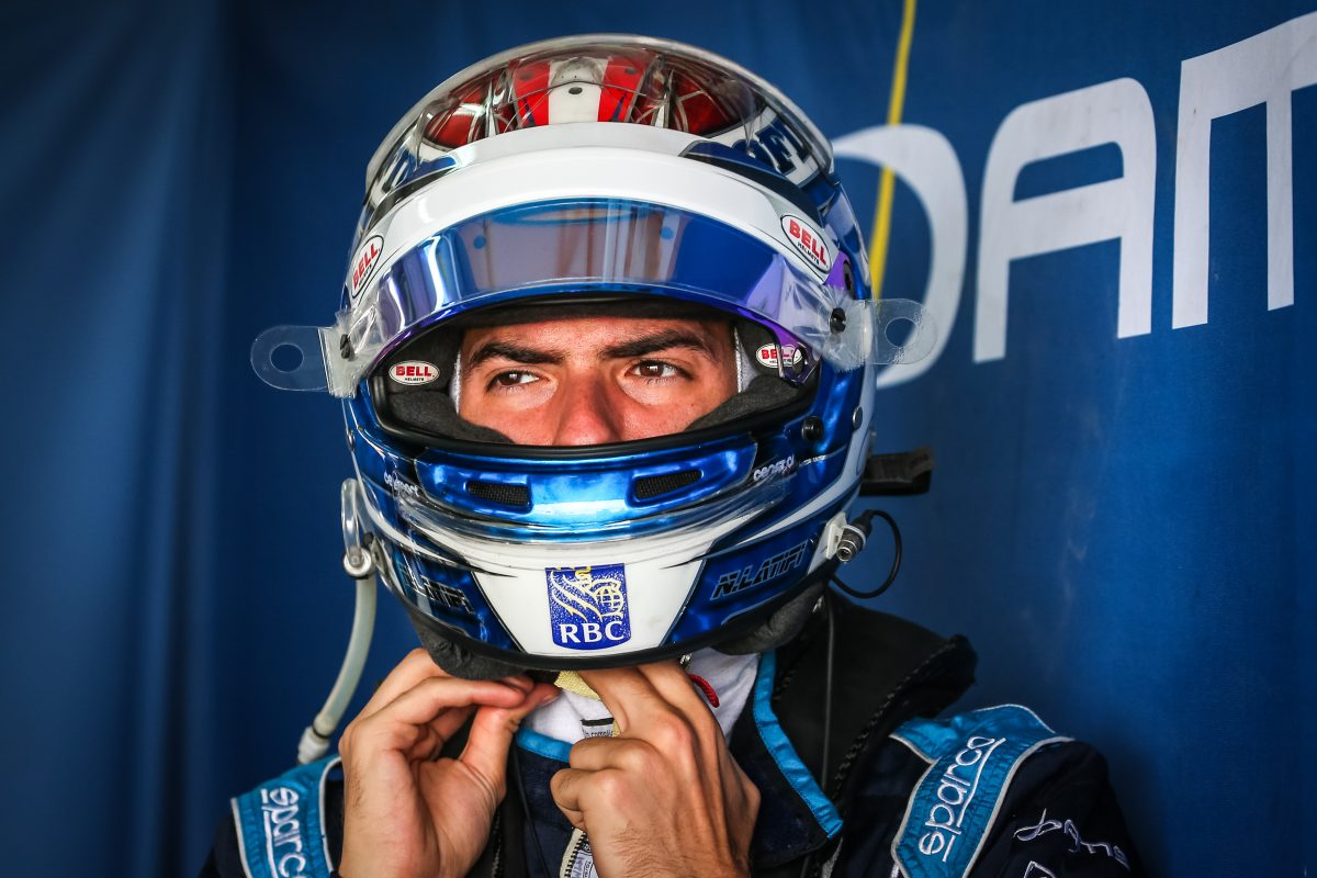 Nicholas Latifi keen to build F2 momentum