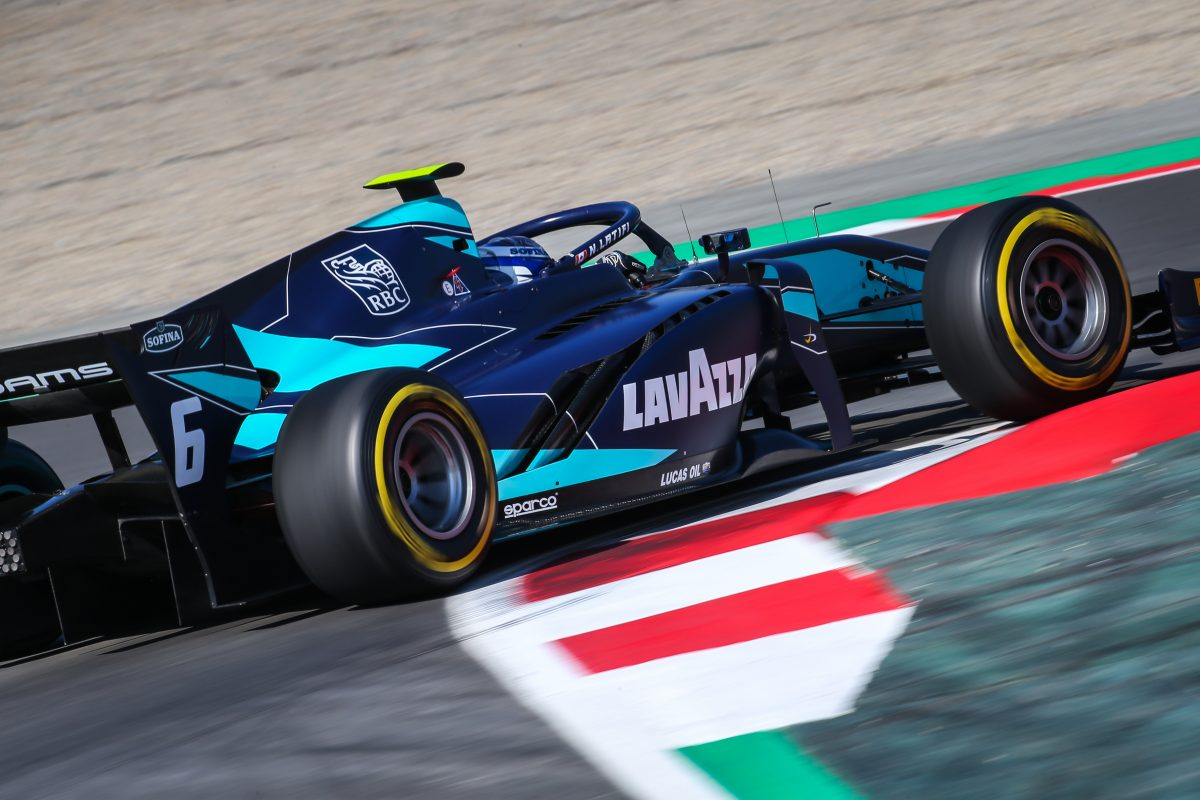 Nicholas Latifi set to take on the streets of Monaco