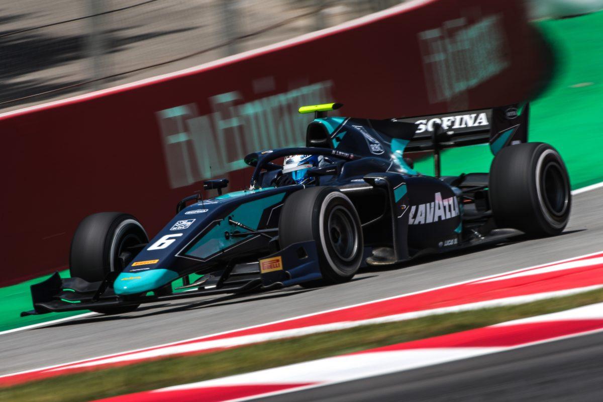 Nicholas Latifi wants positive F2 outcome on French soil