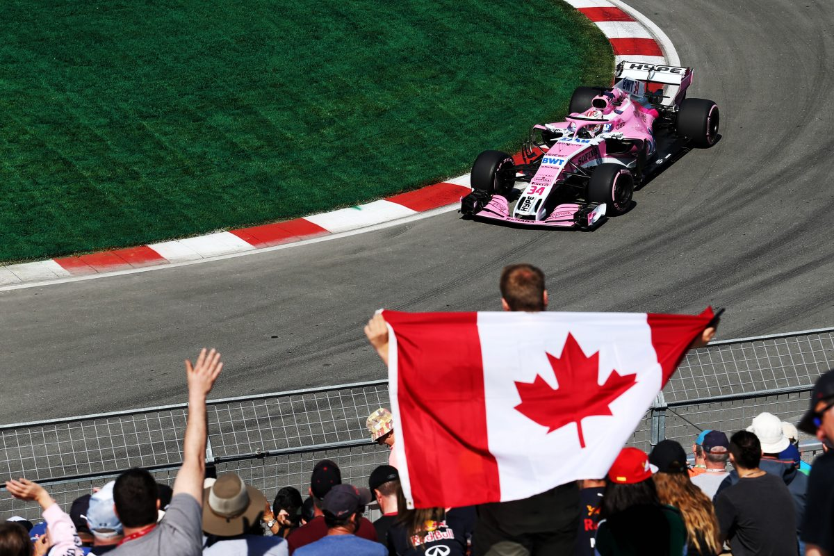 Home comforts for Nicholas's F1 debut in Montreal