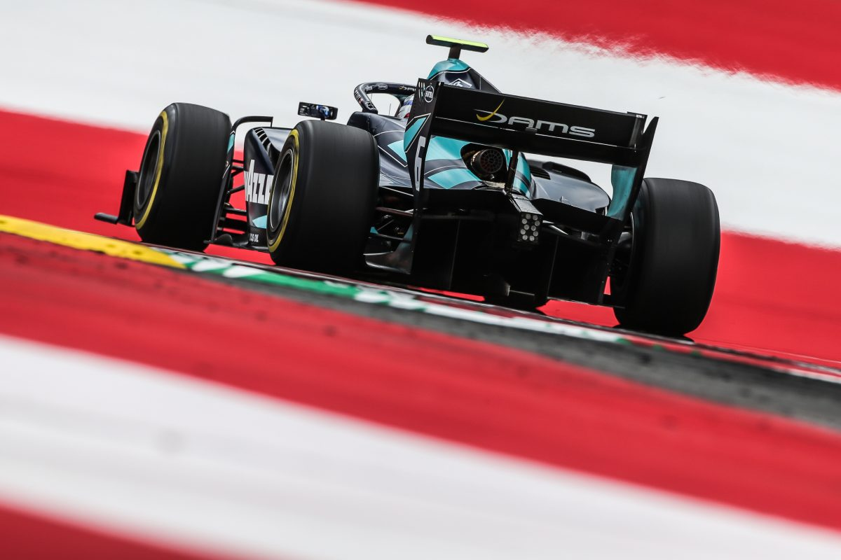 Nicholas Latifi targets increased pace at Silverstone