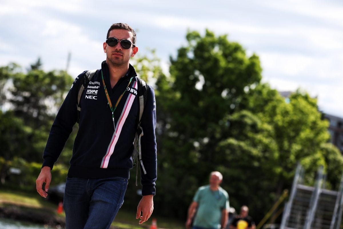 More Formula One testing for Nicholas Latifi