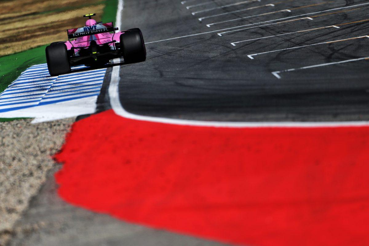 Nicholas completes second FP1 test