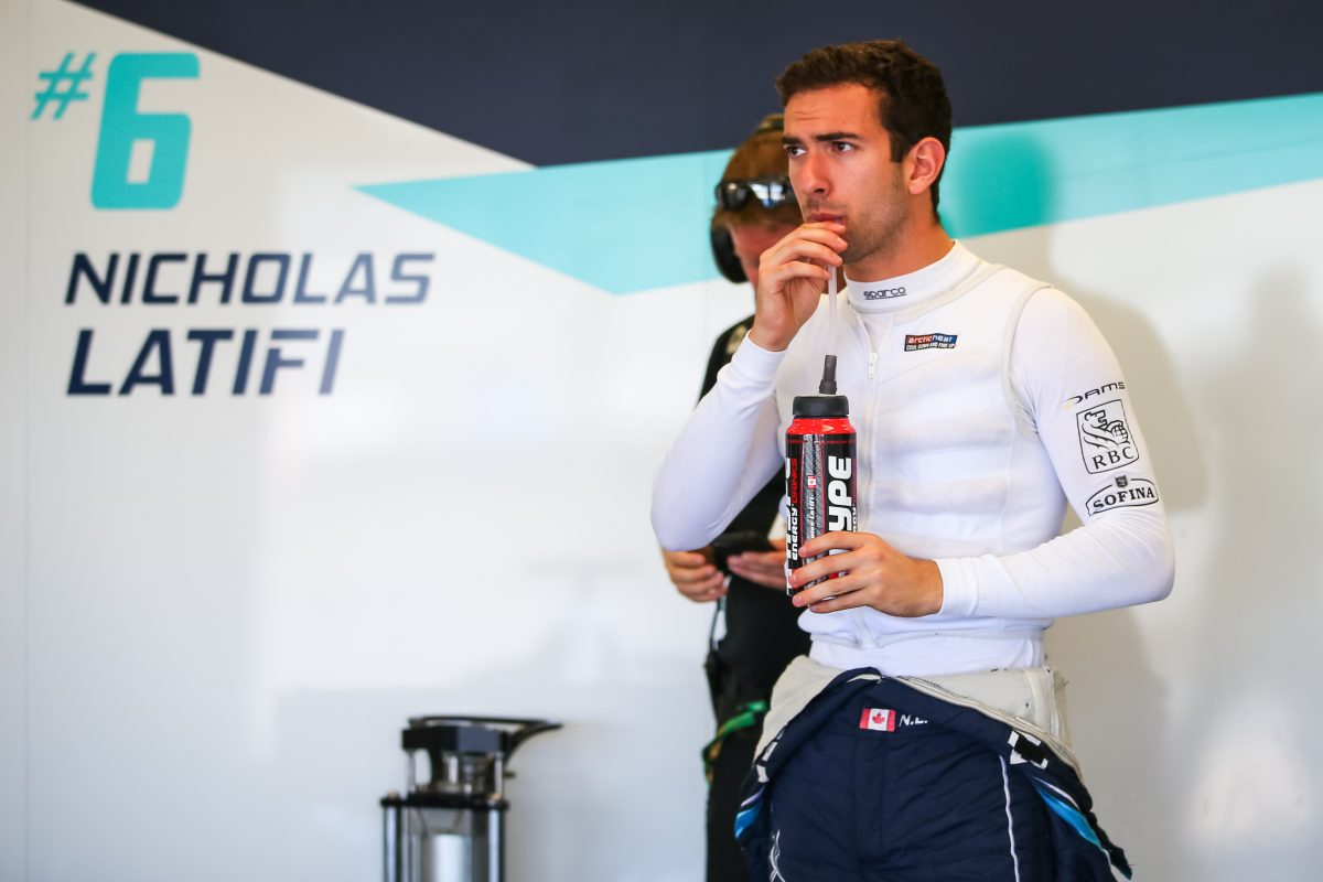 Nicholas is fired up for F2 success at Spa