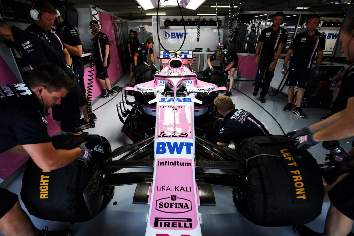 Nicholas adds Sochi FP1 to his Formula One programme