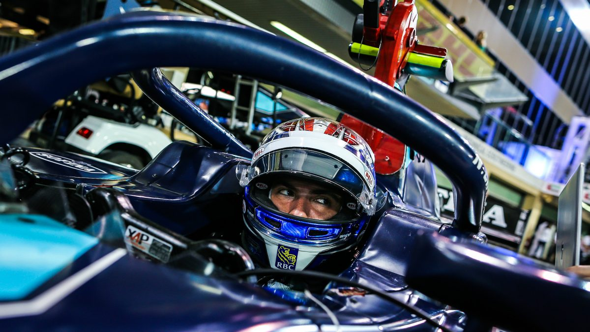 Qualifying pace goes unrewarded at F2 finale