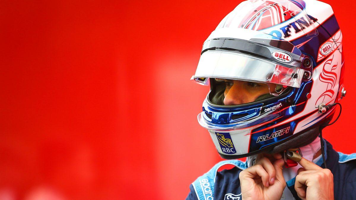 Nicholas Latifi confirms F2 return in 2019
