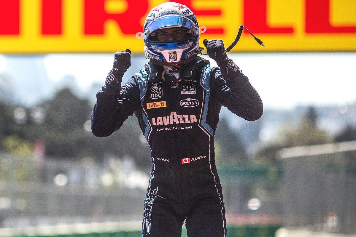 Nicholas wins again and takes Formula 2 title lead
