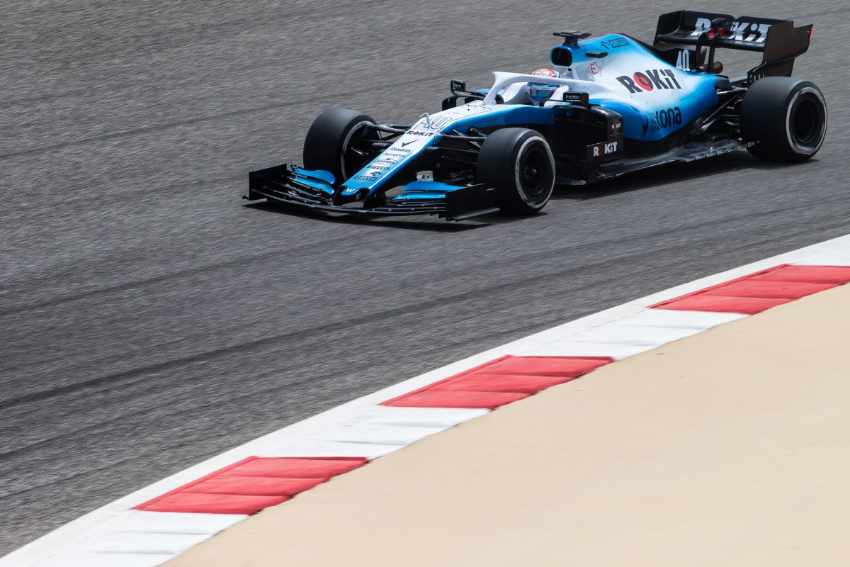 Nicholas makes first Williams F1 appearance in Bahrain