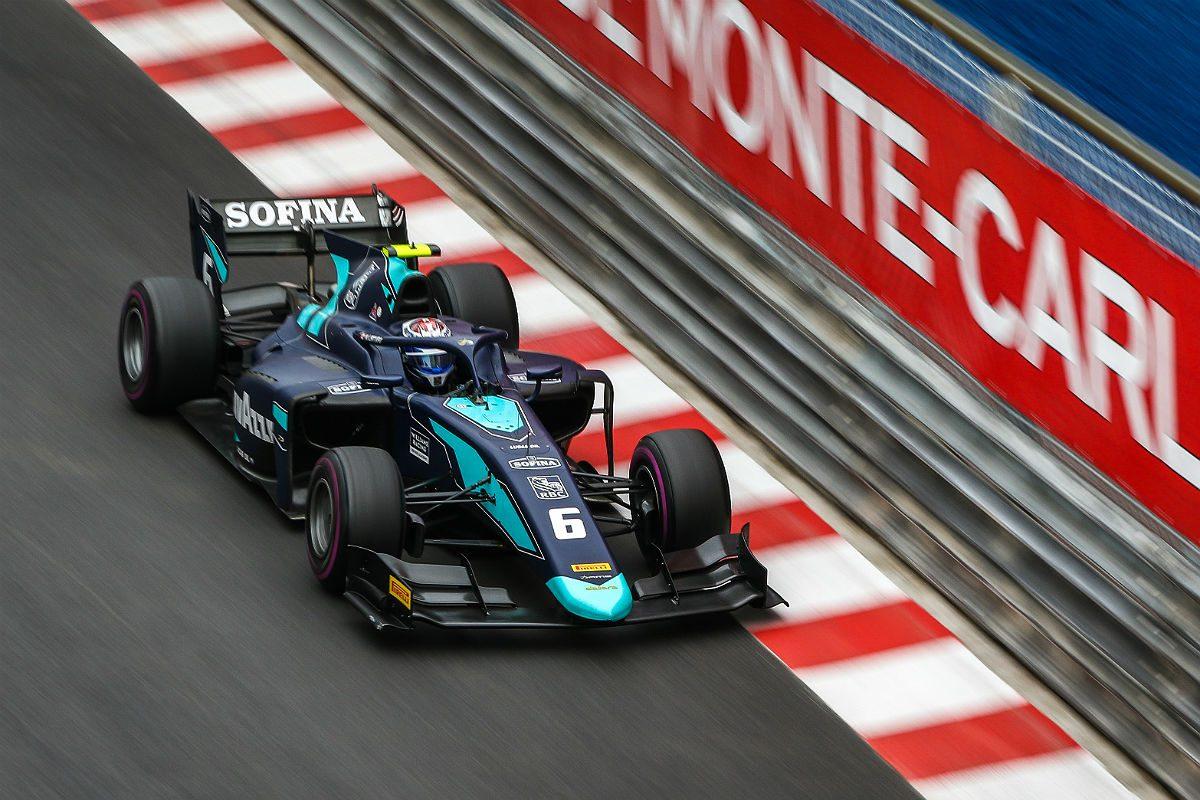 Latifi leaves tricky Monaco with Formula 2 title lead