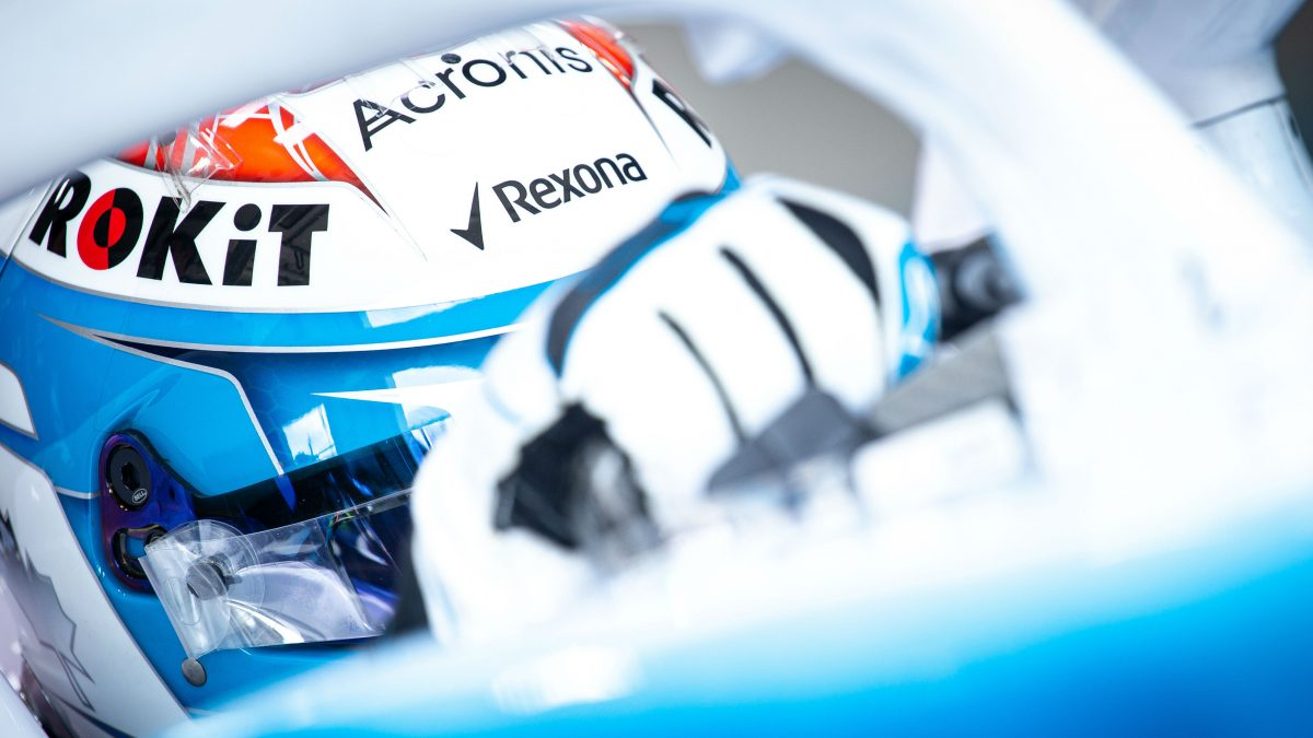 Nicholas racks up more F1 mileage in France