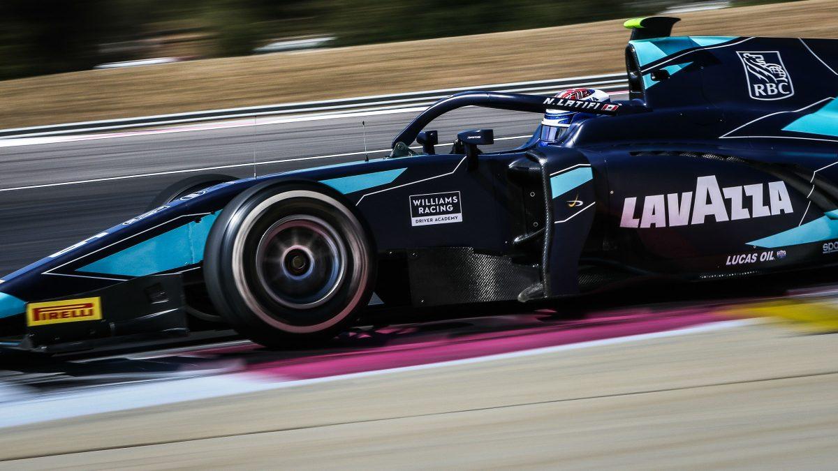 High-speed Silverstone awaits F2 title challenger Latifi