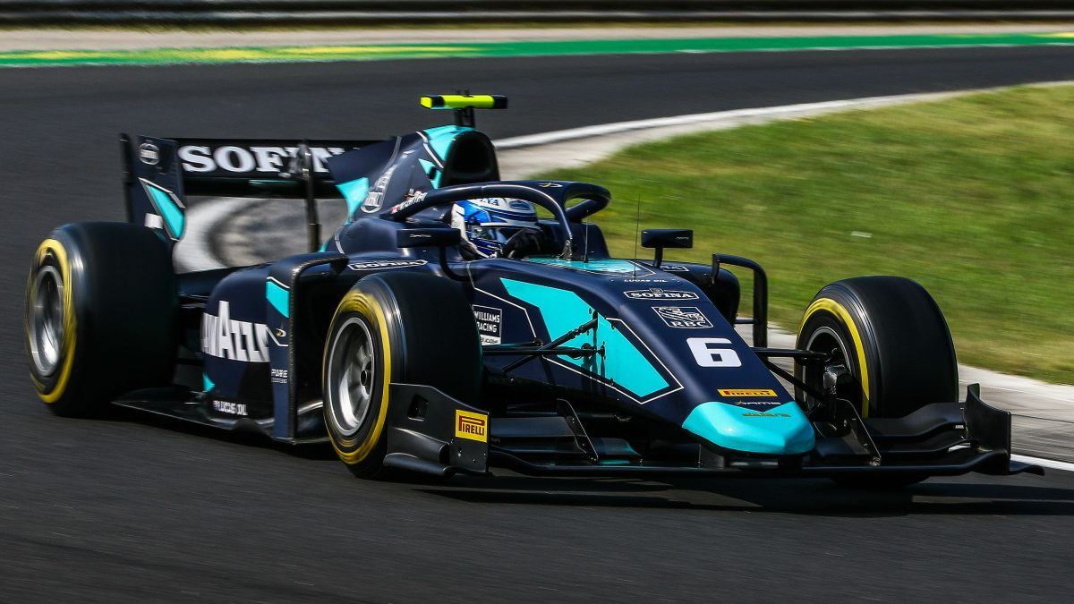 Latifi set for F1 and F2 action at iconic venues