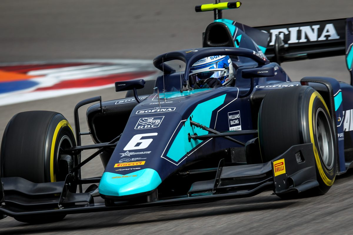 Nicholas ready for final push at formula 2 finale in Abu Dhabi